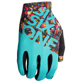 SixSixOne Raji Handschuhe birds of paradise